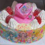 【写真付】プリキュアケーキを購入!ケーキ、おもちゃ、特典を徹底レビュー