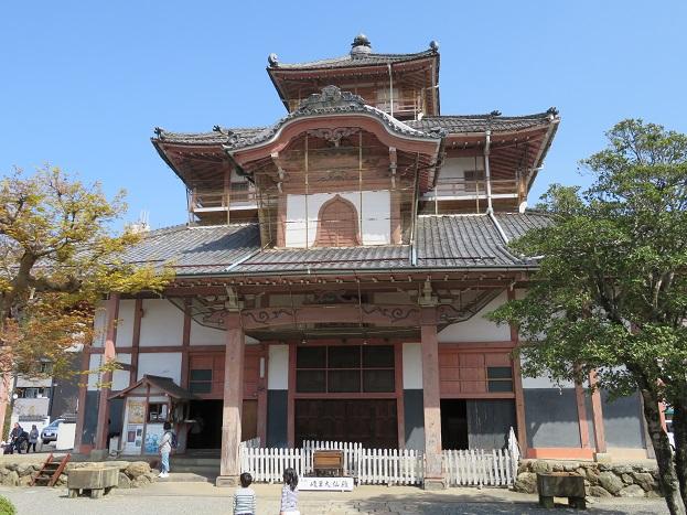 正法寺の外観