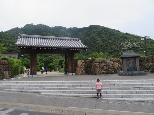 岐阜公園エントランス