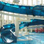 岐阜市の温水プール「プラザ掛洞」はスライダー、大浴場がおすすめ!