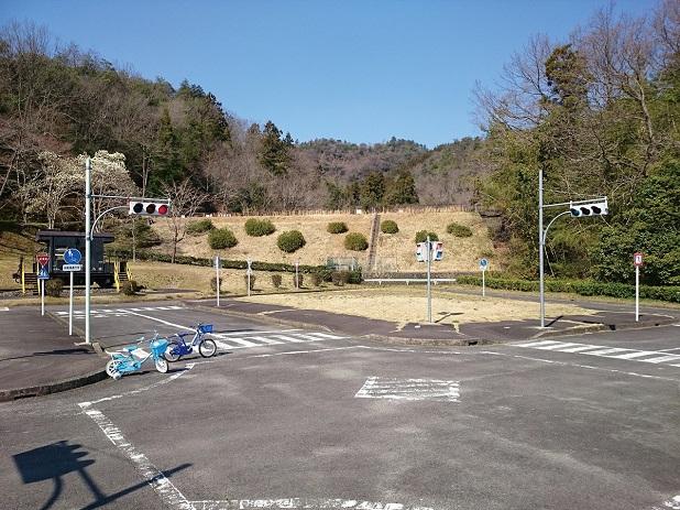 畜産センター公園交通教室
