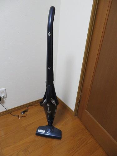 自立式掃除機