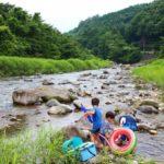 海・川へ子供と遊びに行く際の注意点 子供は川での水難事故が多い!