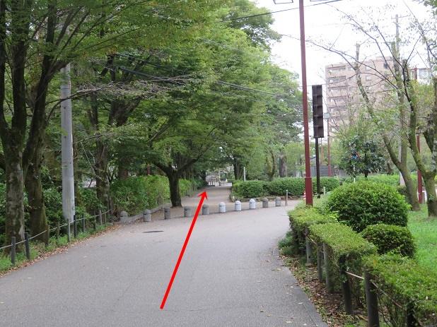岐阜公園へのアクセス