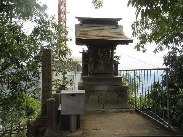 金華山御嶽神社