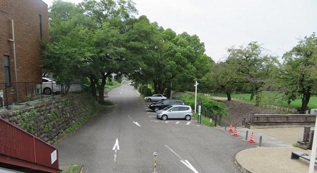 堤外第一駐車場(奥)