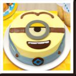サーティワン|ミニオンのアイスケーキの値段は?予約はできる?【2種類】
