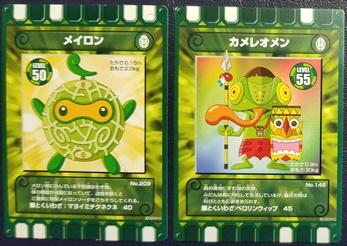 緑カード50